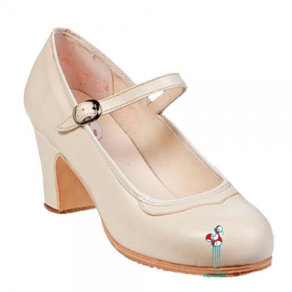 Zapato de flamenco profesional 342