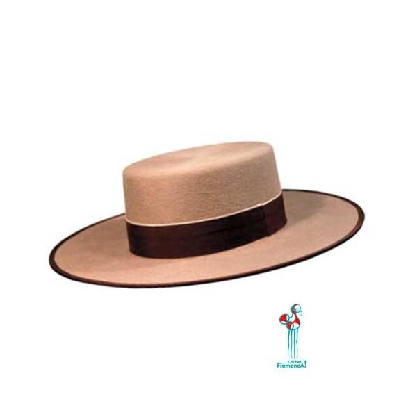 Sombrero cordobés -nutria- adulto